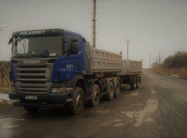 SCANIA R420 CB 8X6